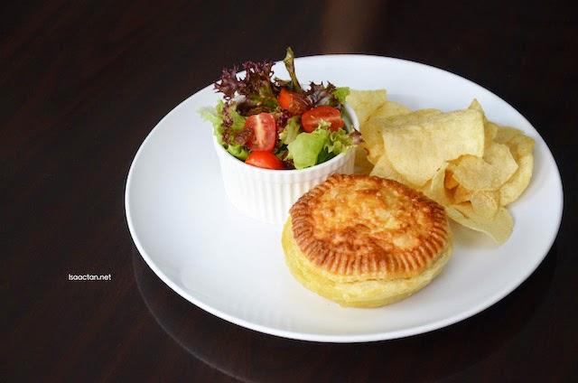 Chicken Mushroom Pie - RM15