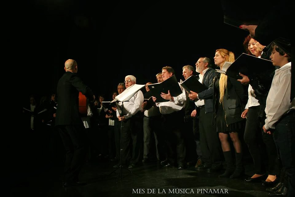 """""""Coro de la Innovación"""" en Pinamar"""
