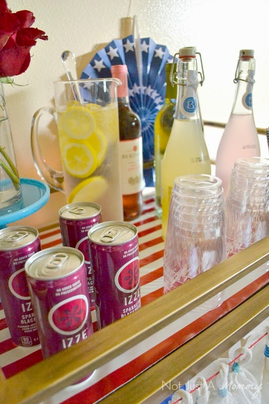 It's Hip to be Square with Chinet® House Party GNO drinks