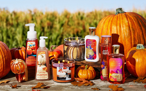 Beauty and the bath bath and body works fall 2013 for Fall soap scents