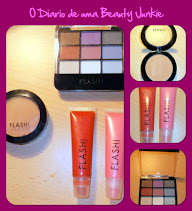 SORTEIO - Kit de Makeup da Flash