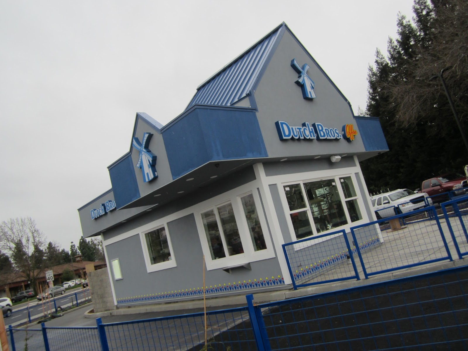 Free Coffee, Traffic at Next Week's Elk Grove Dutch Bros. Grand Opening