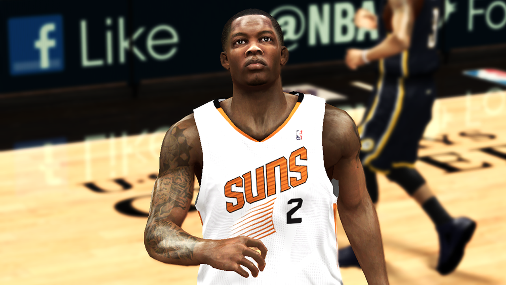NBA 2K14 Eric Bledsoe Cyberface Patch