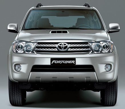 Toyota Fortuner 1920x1080 Wallpaper