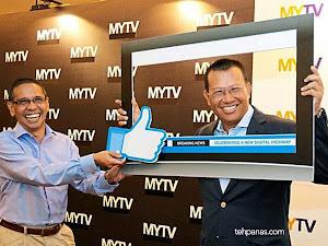 Thumbnail image for Siaran TV Percuma Dari RTM & MYTV Saingan Astro