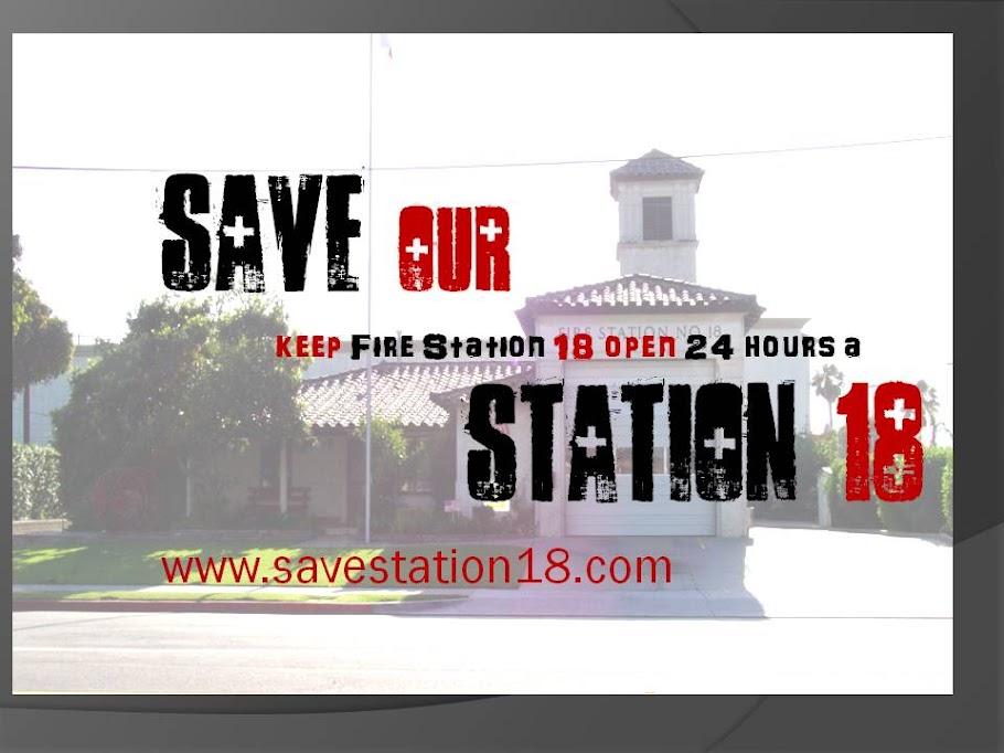 Save Station 18