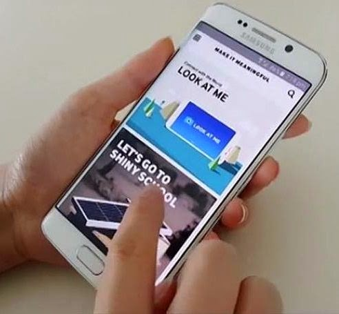 O smartphone Galaxy S6 e Edge venderão como pãozinho quente