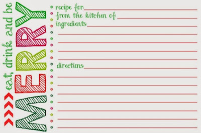 Doc578386 Free Recipe Card Template for Word Free Printable – Recipe Cards Template Free