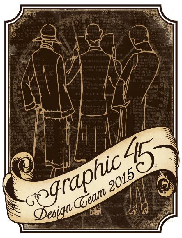 Graqphic 45 Design Team 2015-16