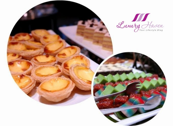 concorde hotel spices cafe buffet desserts review
