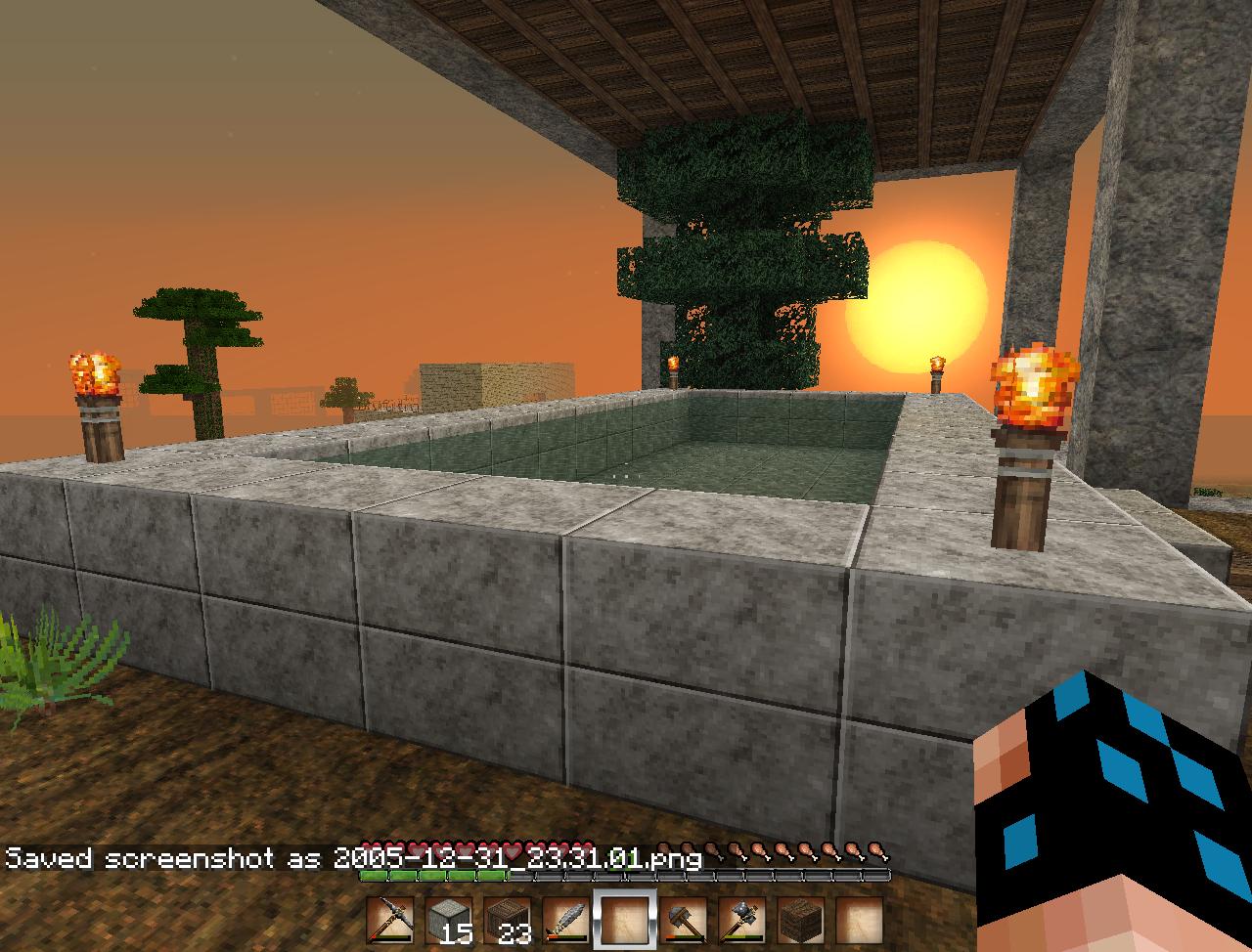 Pc tipps minecraft inneneinrichtung zu neuem haus - Minecraft inneneinrichtung ...