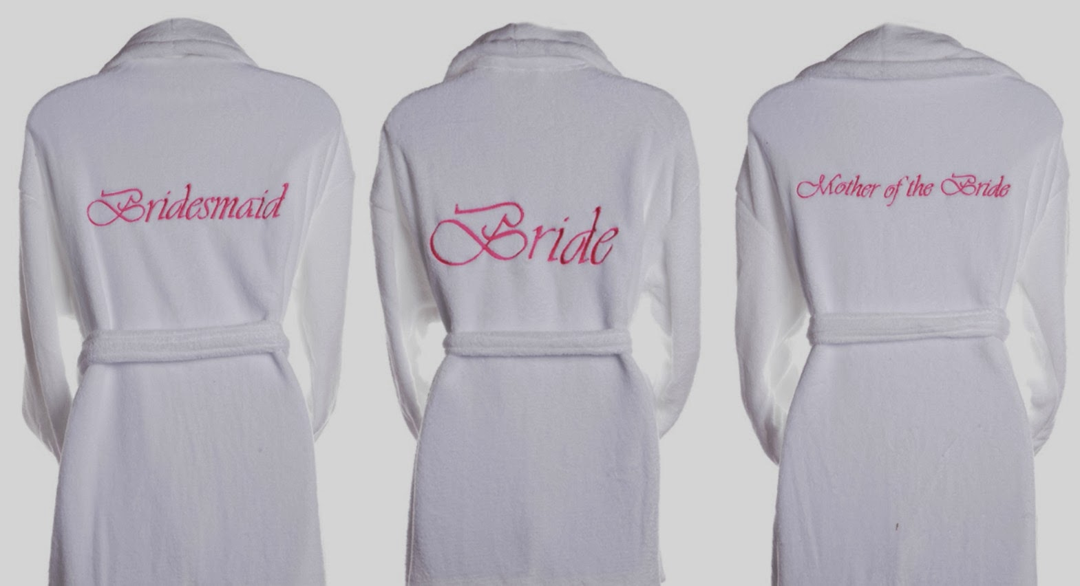 Personalised Bridal Robes Ireland