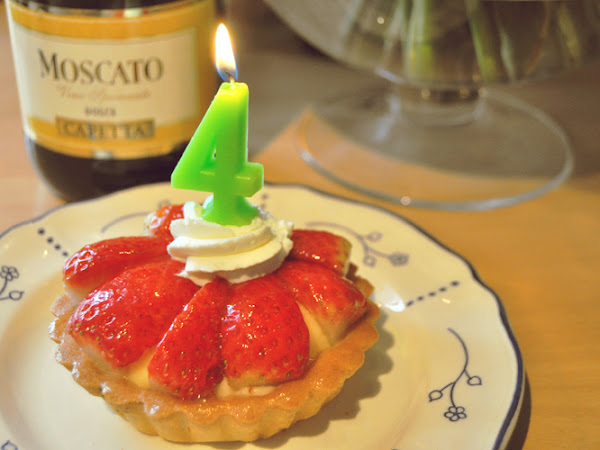 Happy Blog Birthday