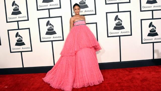 Rhianna Grammy