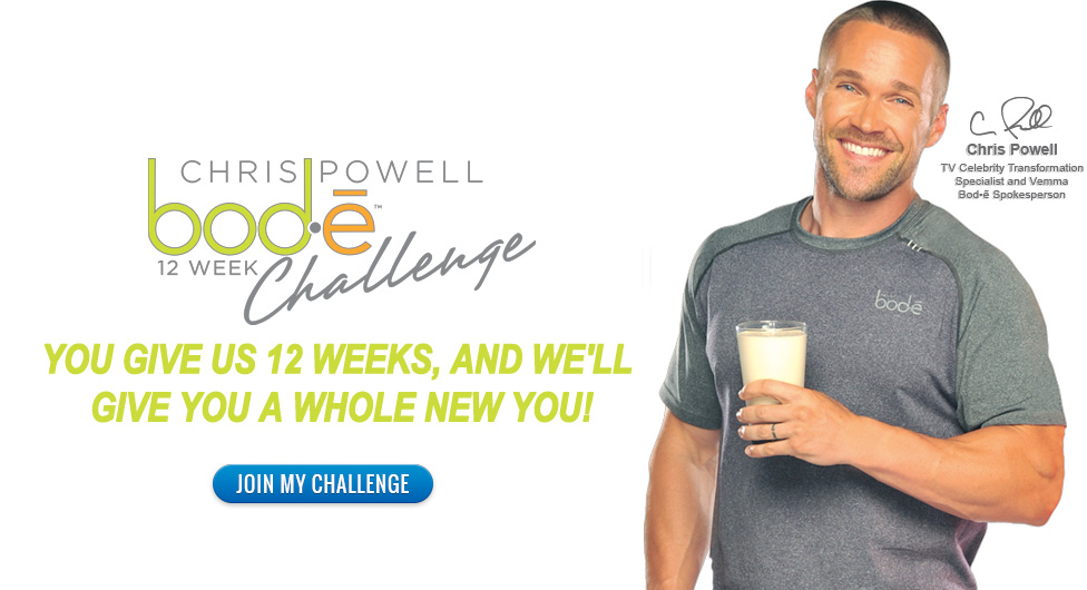 Bode Shakes | Healthy Weight Loss | Chris Powell Bode Challenge