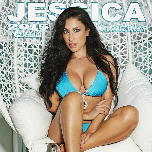 2015 Calender Of JESSICA CANIZALES