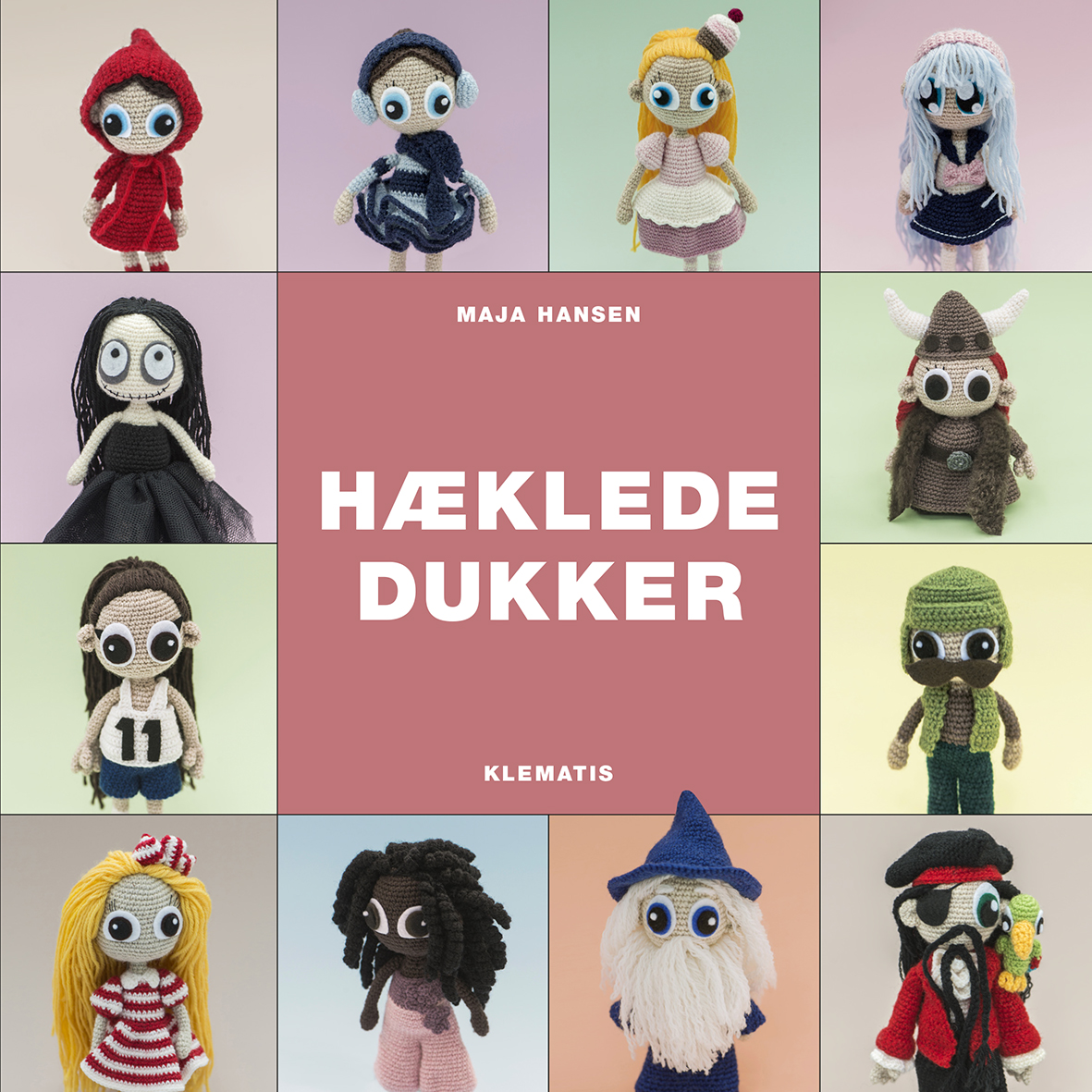 Hæklede Dukker