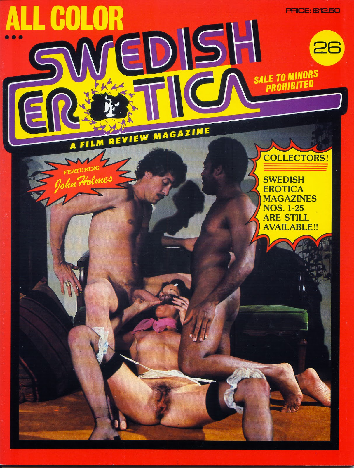 Share your Swedish erotica video review