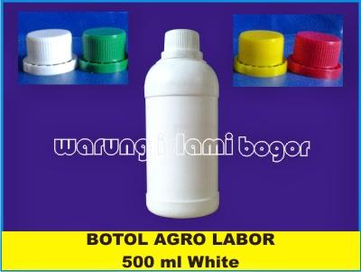 Jual Botol Bibit Parfum Plastik 500m