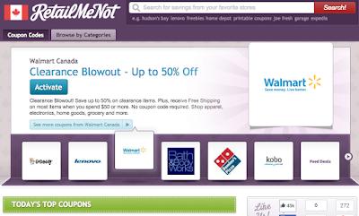 RetaileMeNot.ca Walmart #RMNchallenge
