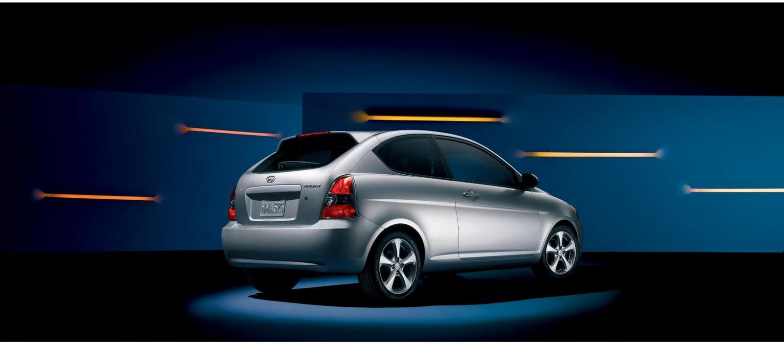 Car Model 2012 Hyundai Accent 2011