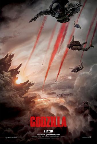 Godzilla (BRRip FULL HD Español Latino) (2014)