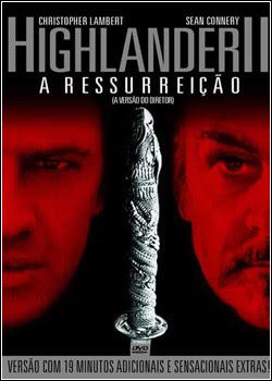 Download - Highlander 2 - A Ressurreição - DVDRip Dual Áudio