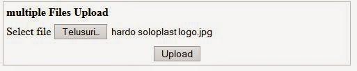 Membuat upload file dengan nama direktori otomatis dengan php bagian 2