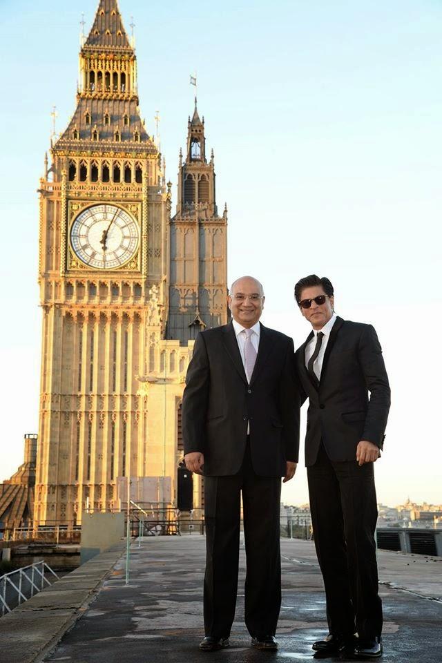 SRK receives Global Diversity Award