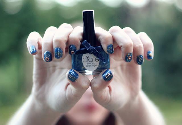 denim-manicure