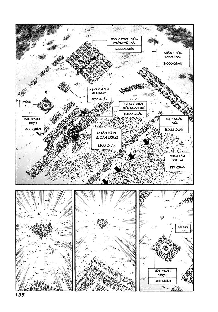 Kingdom - Vương Giả Thiên Hạ  Chapter 126 page 2 - IZTruyenTranh.com