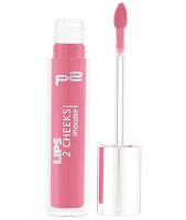 p2 Neuprodukte August 2015 - lips 2 cheeks mousse 030 - www.annitschkasblog.de