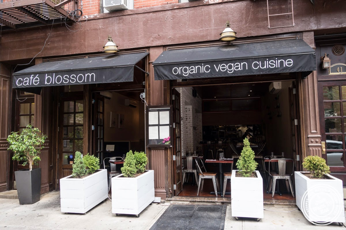 image of Café Blossom on Carmine, New York, NY
