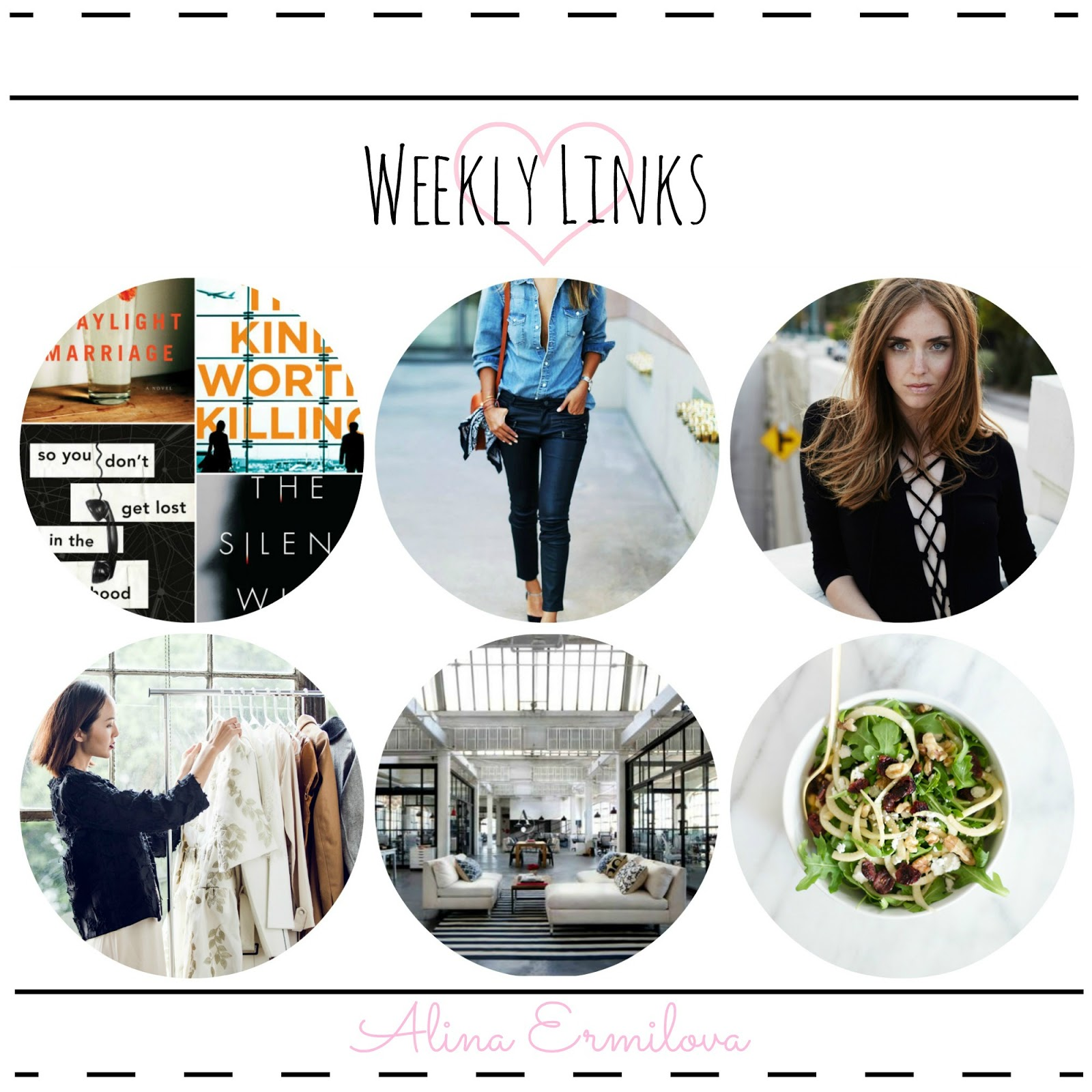 'The Intern' pinterest board, Timeless outfit formulas that work, 10 books that could be the next 'Gone Girl', Tips to look expensive, etc.