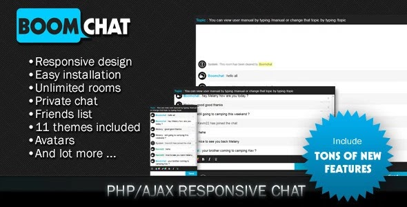 Web chat php