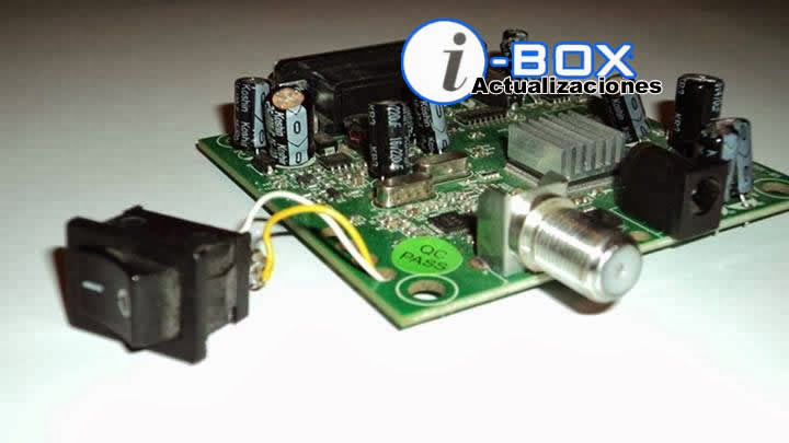 Efectiva para colocar un interruptor al dongle Ibox 02 Febrero 2014