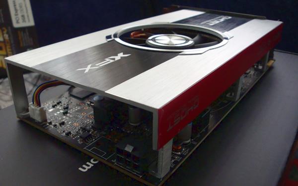AMD ATI XFX Radeon 7850 Core Edition CNJC FX 785A