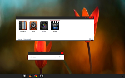 Windows 8 Incomplete Tema