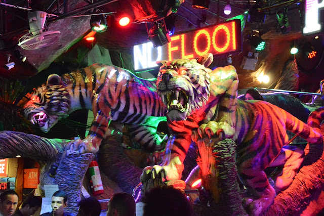 Bangla Road Patong Tiger