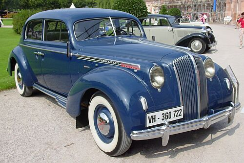 Opel Admiral 1938 Classic Motor Cars