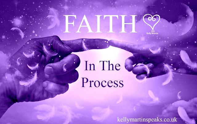 FAITH IN THE PROCESS TRUST DIVINE