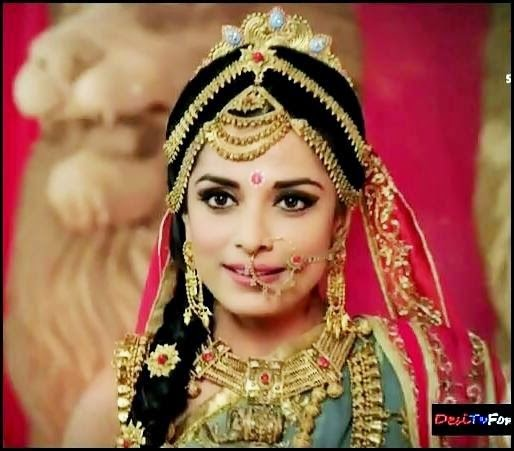 ProfilI Pooja Sharma Pemeran Drupadi di Serial Mahabarata ANTV