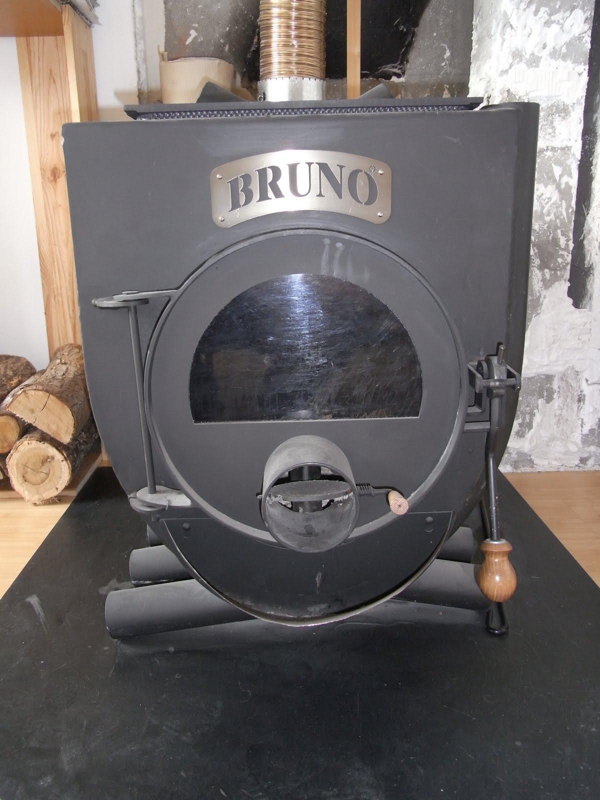 Latelier de Droverland Notre poêle à bois Bruno nous quitte