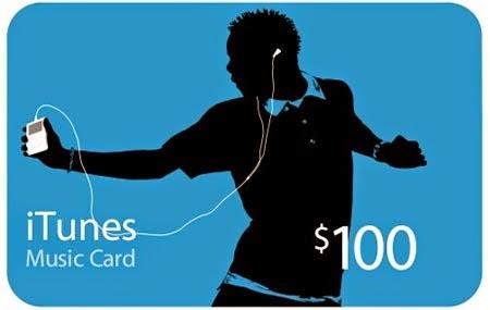 Tempat Beli iTunes Gift Card Untuk Redeem App Store