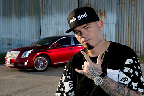 "Paul Wall - ""Crumble the Satellite"" f. Devin the Dude & Curren$y"