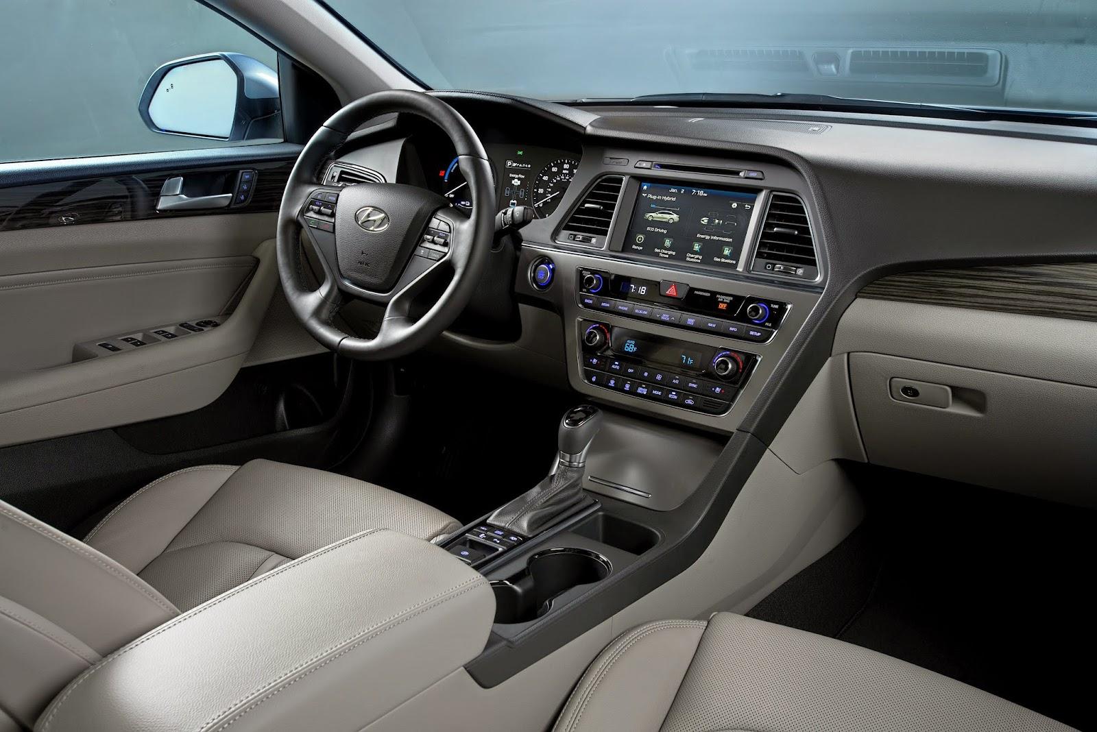 Hyundai Apresenta Santa Cruz Concept E Novo Sonata Hybrid