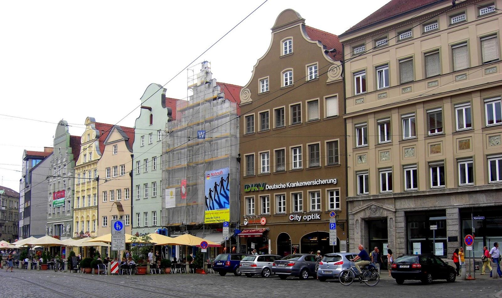 Viajea alemania en coche d a 9 n rdlingen augsburgo for Oficina turismo munich
