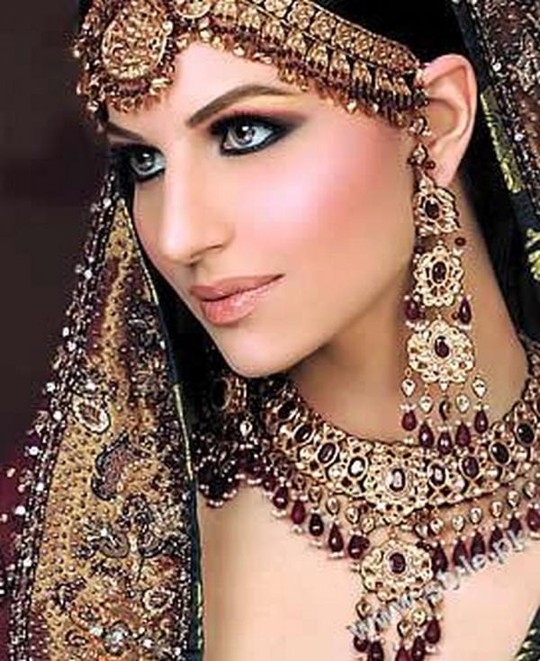 Fashion Magazine Bridal Stylish Matha Patti