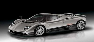 Pagani Zonda C12-F Clubsport Roadster