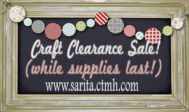 Crafters Dream Clearance!